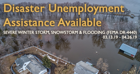 Disaster Unemployment Assistance Available