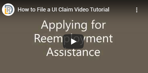Applying for Reemployment Assistance (How to file a UI Claim)