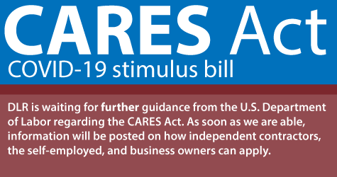 CARES Act - COVID-19 stimulus bill