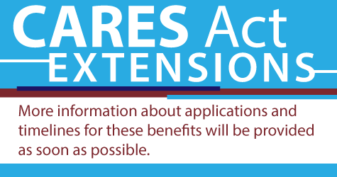 CARES Act Extensions