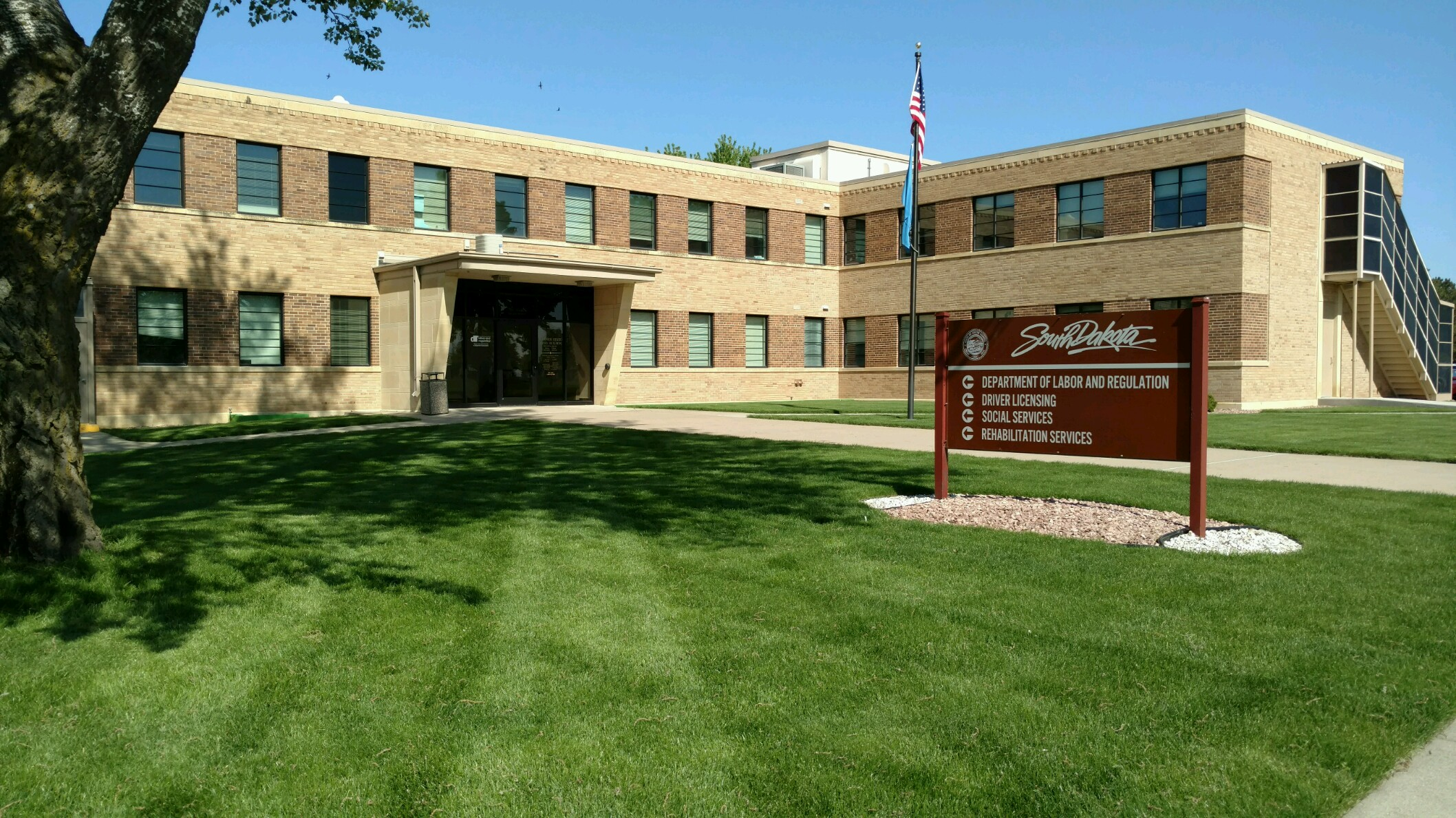 Yankton local office