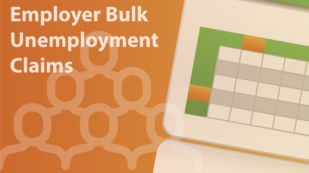 Employer Bulk Claims