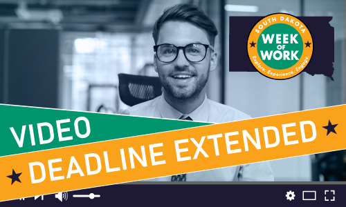 SD Week of Work Video Deadline Extended