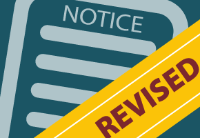 Revised Employee Notification Posting Requirement