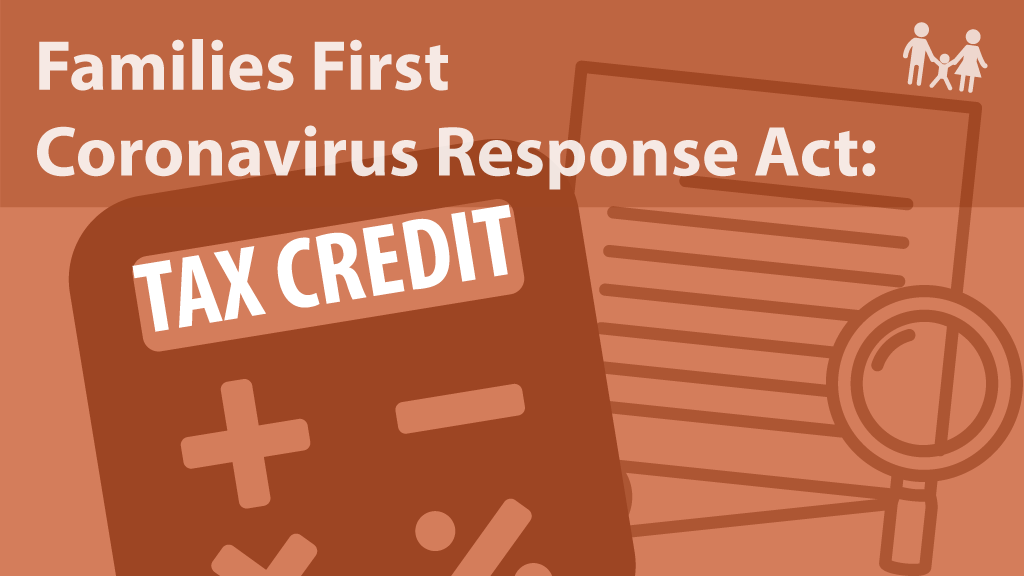 Employer Tax Credit under the Families First Coronavirus Response Act