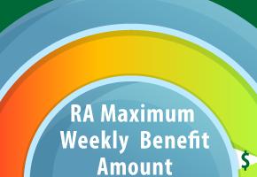 Reemployment Assistance Maximum Weekly Benefit